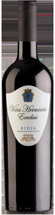 Botella de Herminia excelsus-en